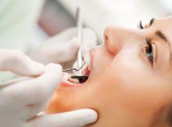 Plamolifierea în stomatologie